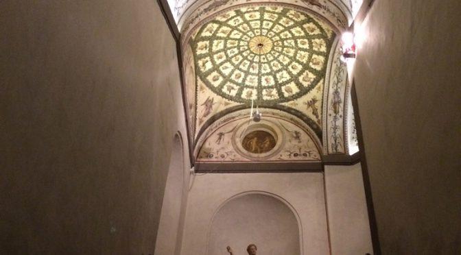 フィレンツェ、2日目、ヴェッキオ宮殿