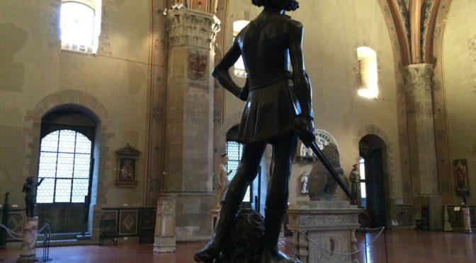 フィレンツェ、3日目、パルジェロ国立美術館、個人的ベストショット、おまけ