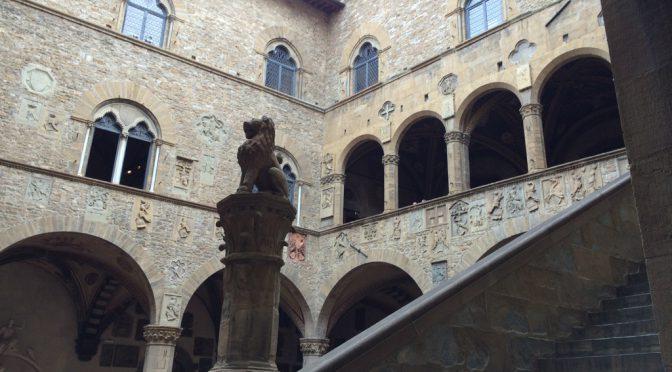 フィレンツェ、3日目、パルジェロ国立美術館、総評
