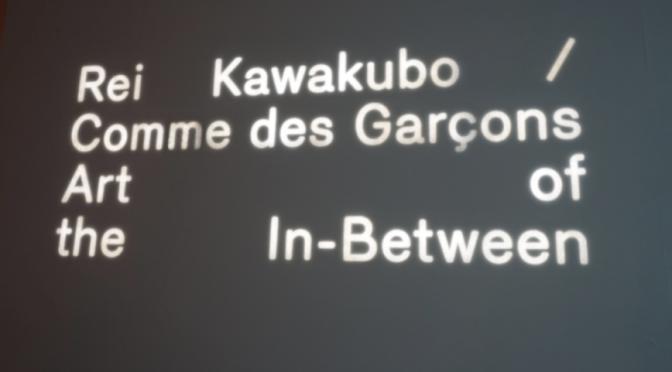 ニューヨーク、メトロポリタン美術館、Rei Kawakubo/Comme des Garçons: Art of the In-Between