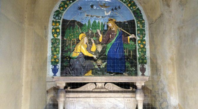 フィレンツェ、3日目、サンタ・マリア・ノヴェッラ教会、《ノリ・メ・タンゲレ》