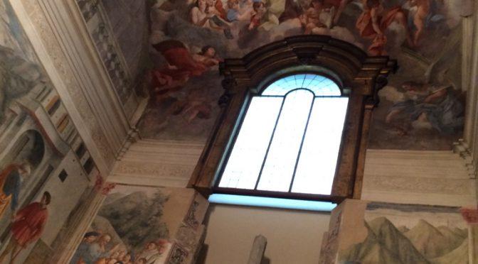 フィレンツェ、4日目、サンタ・マリア・デル・カルミネ教会、ブランカッチ礼拝堂