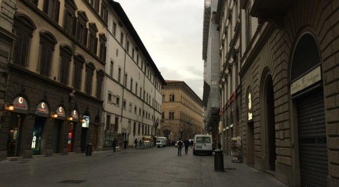 フィレンツェ、5日目、Liceo Classico Galileoの学生達