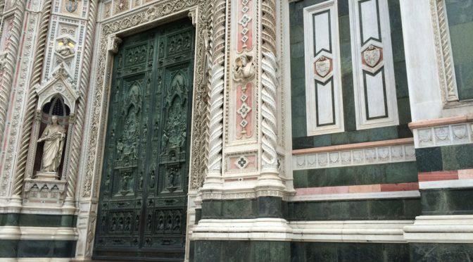 フィレンツェ、5日目、サンタ・マリア・デル・フィオーレ大聖堂