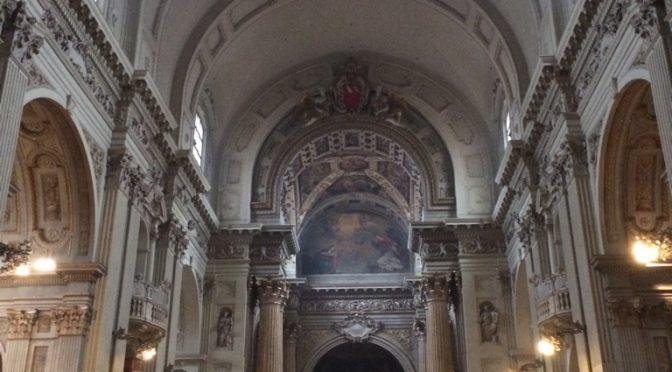 ボローニャ、2日目、首都大司教座聖堂(Metropolitana)