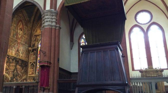 ボローニャ、2日目、サン・ペトロニオ聖堂、ジョバンニ・ダ・モデナ、《天国と地獄》