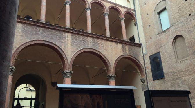 ボローニャ、2日目、市立中世美術館