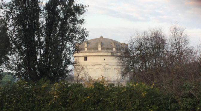 ボローニャ、3日目、ラヴェンナ、テオドリクス廟