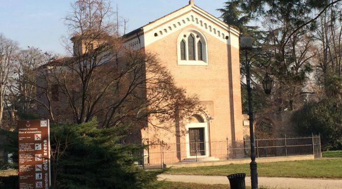 ボローニャ、7日、パドヴァ、スクロヴェーニ礼拝堂