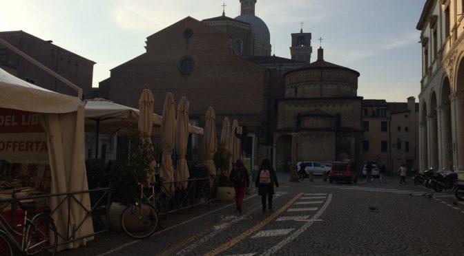 ボローニャ、7日目、パドヴァ、帰り道、そして感想