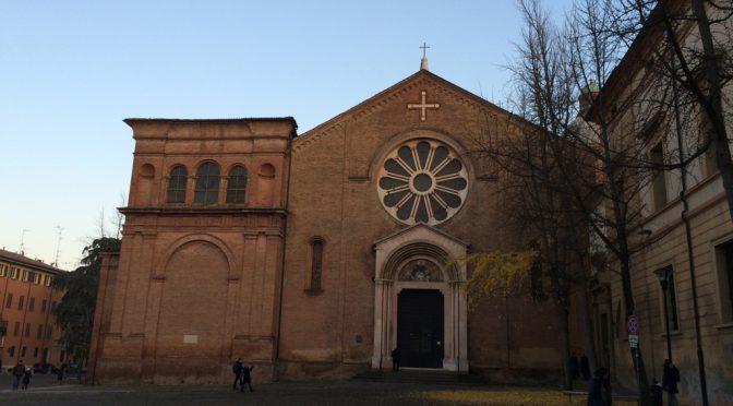 ボローニャ、8日目、サン・ドメニコ教会