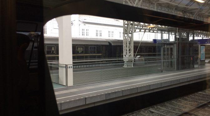 ミュンヘン〜ウィーン、3日目、RJの車窓より、マジェスティック・インペラートル・トレイン・デラックス