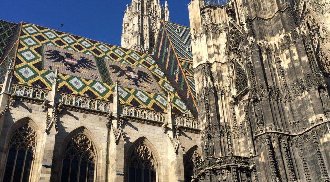 ミュンヘン〜ウィーン、6日目、ウィーン、シュテファン大聖堂
