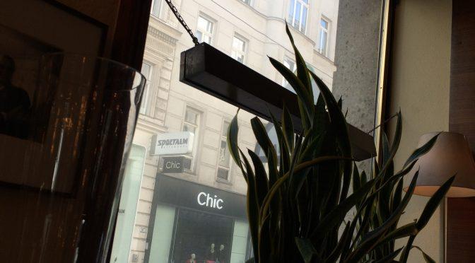 ミュンヘン〜ウィーン、6日目、ウィーン、再び、Cafe Korb