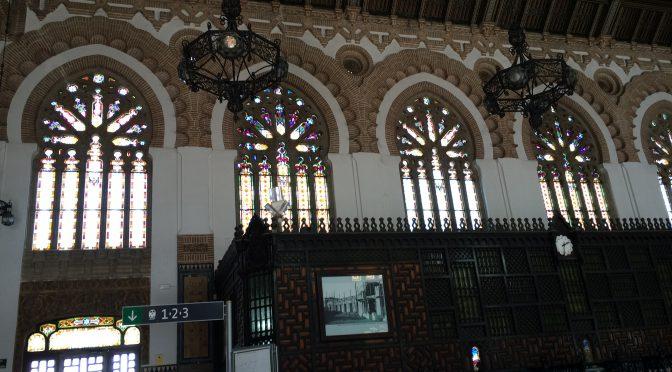 マドリード、3日目、トレド、再びトレド駅