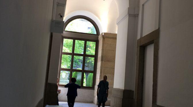 マドリード、3日目、ソフィア王妃芸術センター