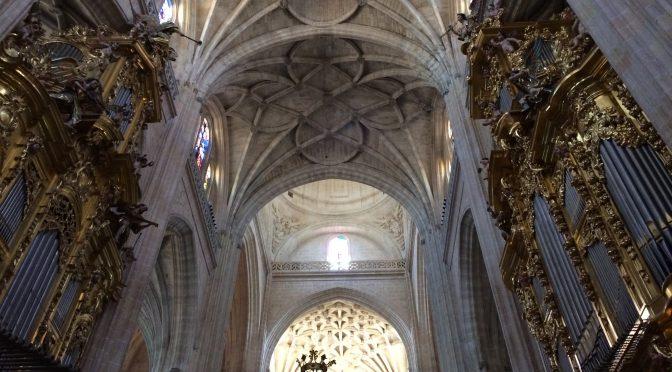 マドリード、4日目、セゴビア、セゴビア大聖堂、オルガン
