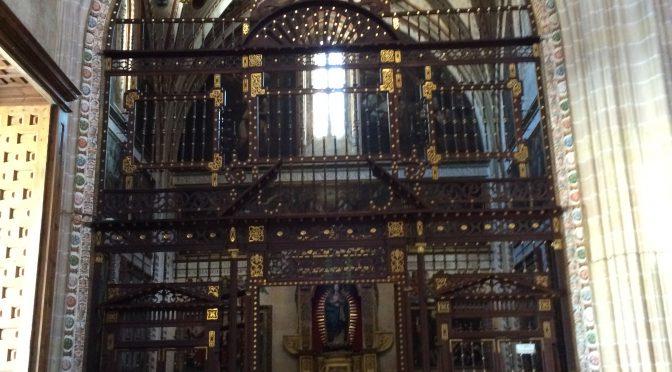 マドリード、4日目、セゴビア、セゴビア大聖堂、礼拝堂